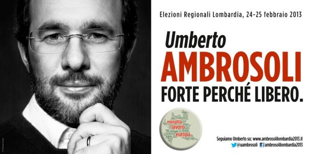 LOMBARDIA 2013 - UMBERTO AMBROSOLI