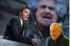 Renzi-Grillo-Maiorano
