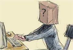 commenti anonimi