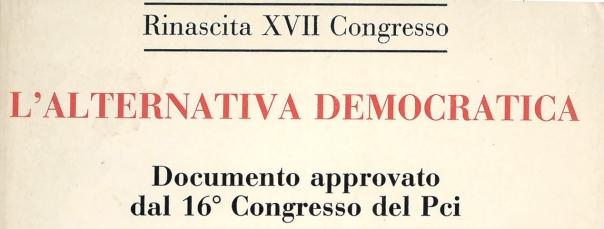 XVI CongressoPCI_riforme istituzionali